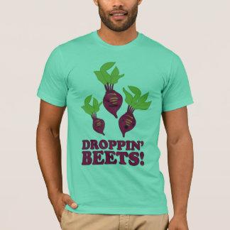 T-shirt Betteraves de Droppin