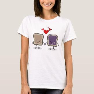 T-shirt Beurre et gelée d'arachide