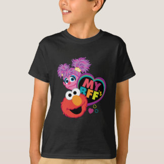 T-shirt BFF Abby et Elmo