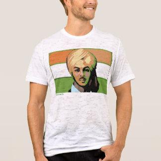 T-shirt Bhagat Singh : Un héros révolutionnaire