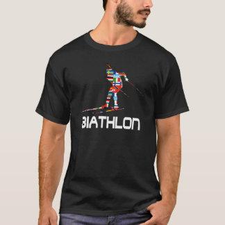 T-shirt Biathlon