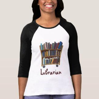 T-shirt Bibliothécaire