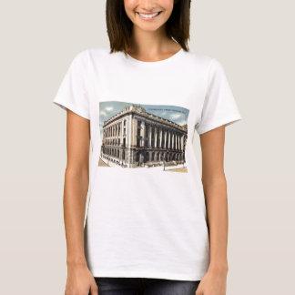 T-shirt Bibliothèque, Cleveland, Ohio c1934