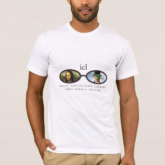 T-shirt Bibliothèque de collection d'image