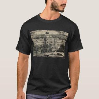 T-shirt Bibliothèque du Congrès, Washington DC, cru 1912