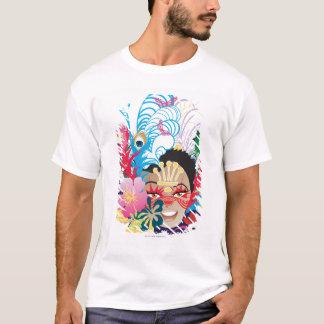 T-shirt Bibliothèque liquide 6