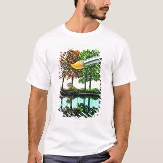 T-shirt Bibliothèque liquide 9