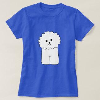 T-shirt Bichon Frise.