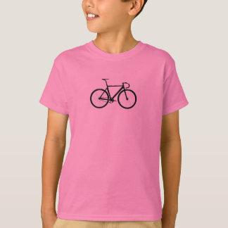 T-shirt bicyclette de voie