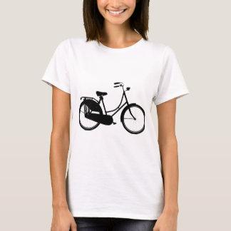 T-shirt Bicyclette néerlandaise - couleurs claires