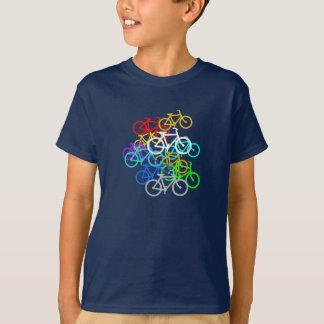 T-shirt Bicyclettes