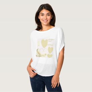 T-shirt bien conçu de qualité