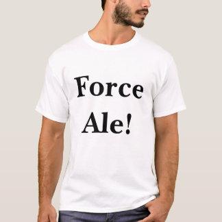 T-shirt Bière anglaise de force !