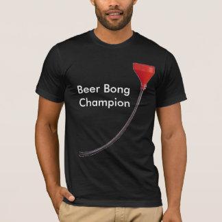 T-shirt Bière BongChampion
