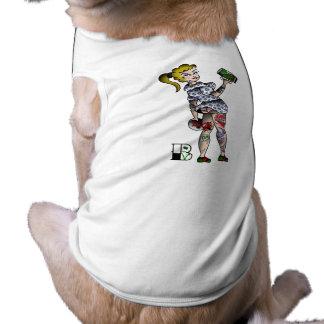 T-shirt Bière végétalienne végétalienne de Bob buvant la