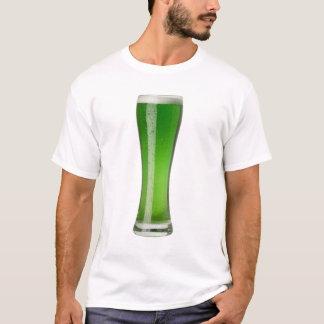 T-shirt bière verte pour le jour de patricks de St