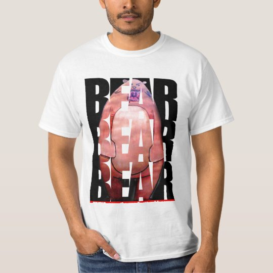 T shirt big bear for Bear river workwear shirts