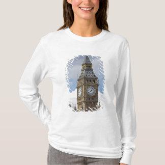 T-shirt Big Ben et Chambres du Parlement, Londres,