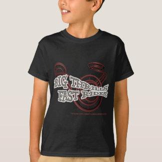 T-shirt Big thrills , Fast rides Red RJC01WS.png