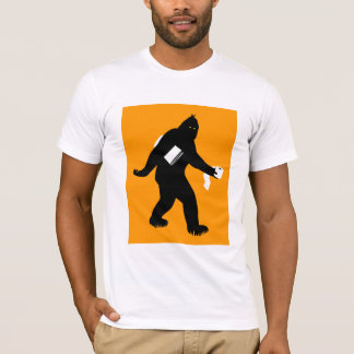 T-shirt Bigfoot a étonné