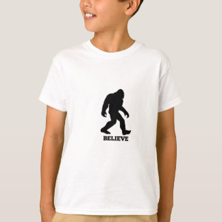 T-shirt Bigfoot CROIENT Sasquatch