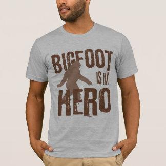 T-shirt Bigfoot est mon héros