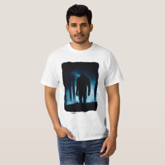 T-shirt Bigfoot IS réel