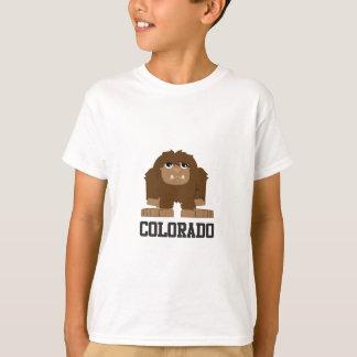 T-shirt Bigfoot le Colorado