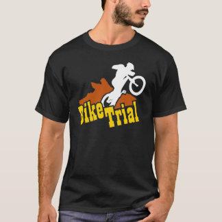 T-SHIRT BIKE TRIAL