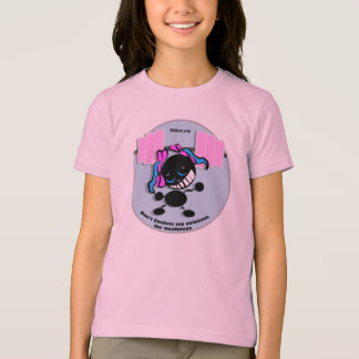 T-shirt Bilderz.com ne confondent pas ma gentillesse pour