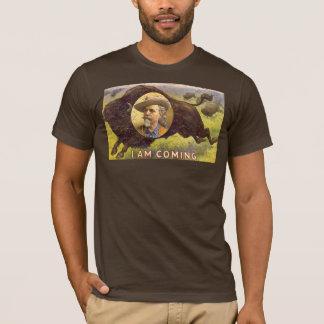 T-shirt Bill Cody -1899 - affligé