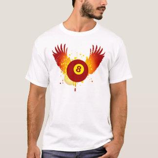 T-shirt billards de haute fidélité