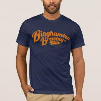 T-shirt Binghamton brassant la Co