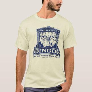 T-SHIRT BINGO-TEST DE BINGHAMTON