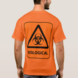 T-shirt Bio risque