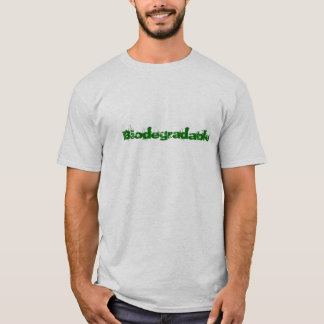 T-shirt biodégradable