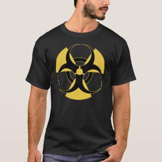 T-shirt Biohazard radioactif