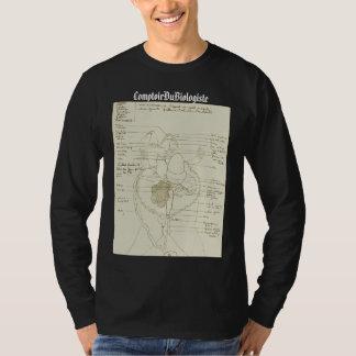 T-shirt biologie zoologie