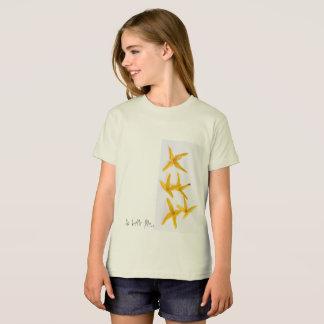 T-shirt biologique pour fille d'American Appare