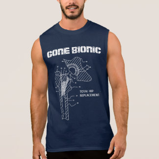 """"""" T-shirt BIONIQUE """"ALLÉ de rechange de hanche"""