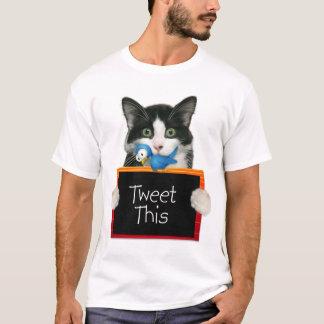 T-shirt Bip fou de Felix ceci !