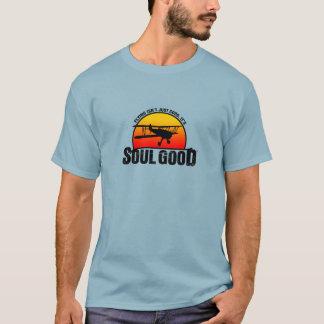 T-shirt Biplan de castor de DeHaviland - âme bonne
