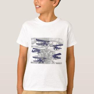 T-shirt Biplan de Waco