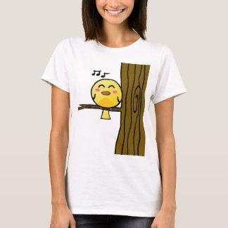 T-shirt Birdie
