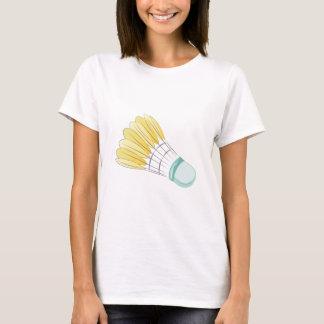 T-shirt Birdie de badminton