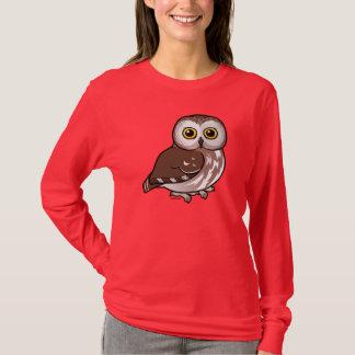 T-shirt Birdorable du nord Scie-affûtent le hibou