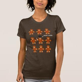 T-shirt Biscuit futé