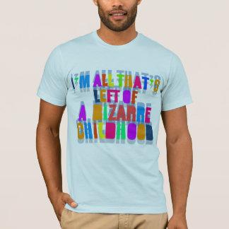 T-shirt bizarre