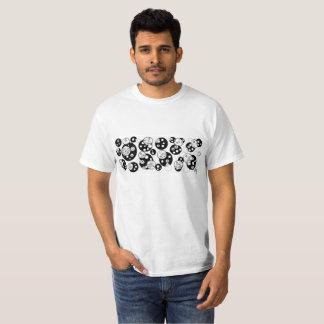 T-shirt black billards