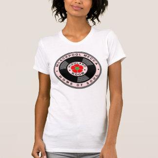 T-shirt Blackpool Mecque - à la maison de l'âme